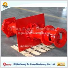 Submersible manure pump