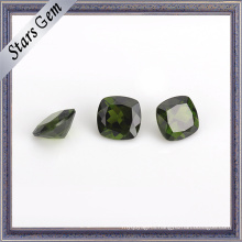 Cushion Natural Cut Diopside Gemstone for Jewelry