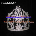 Wholesale Clear Crystal Pageant Crowns