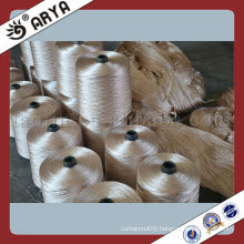 2016 thread FDY,100% Polyester Yarn,Twist Twine for Carpet and Tieback Tassel 1200D