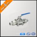 Float ball valve carbon steel welding ball valve