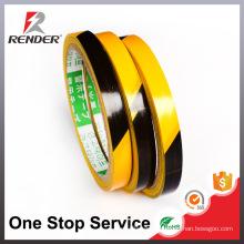 China Maunfacturer Price Insulation Adhesion PVC Underground Warning Bias Tape Floor Marking Tape