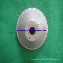 Satellite Dish Die Casting Parts with SGS, ISO9001: 2008