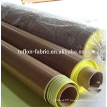 ptfe coated fiberglass fabric with adhesive