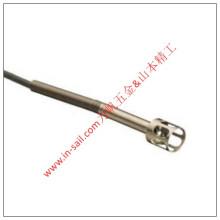Sensor de temperatura industrial para o tipo de bainha padrão