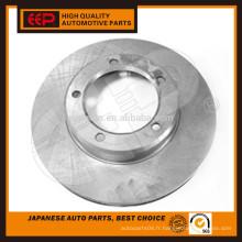 Diques de frein pour Toyota Prado UZJ100 FZJ100 43512-60130