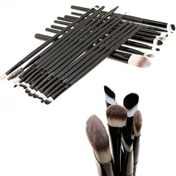 Make-up Pinsel für Gesicht & Lidschatten