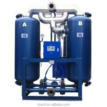 Shan Li brand Heat Regeneration desiccant Compressed Air Dryer for air compressor