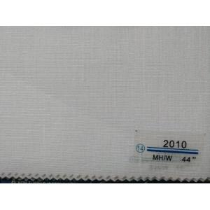 TC fabric/non fusible interlining /waist interlining