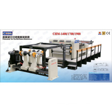Rotary paper and board sheeter