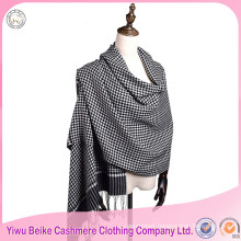2017 New design winter wool poncho shawl