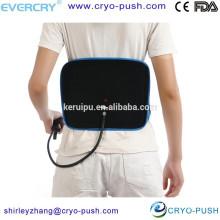 appareil de physiothérapie gonflable à l'arrière pour soutenir la posture arrière