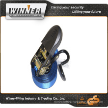The real manufacturer coming! stainless steel ratchet buckles rubber handle