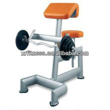 Gym commercial machine Seated Arm Curl Bench XH12
