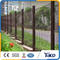PVC-Pulver 4mm Maschendrahtzaun, Gradil Nylofor 3d, 3D-Faltung Maschendrahtzaun