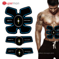 Wholesale price home and office using EMS wireless muscle training abdominal muscle toner
