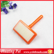 Best Price on for Pet Deshedding Brush eco-friendly dog slicker brush supply to China Taiwan Supplier