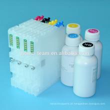 Cartucho de tinta recarregável vazio para SG4100G SG3110 SG2100 SG2100N SG2100S SG3100S SG3110SD SG3110SFNW com Chip ARC