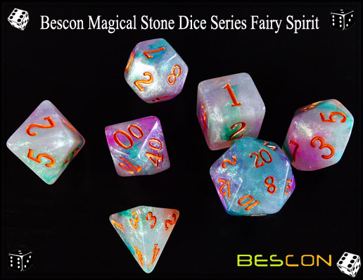 Fairy Spirit Dice-4