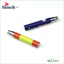 Hot vaporizer e cig flag battery ego n battery with high quality