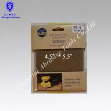 Herstellung Hand verwenden Holzsandpapier, Granat, Kraftpapier, P46-240