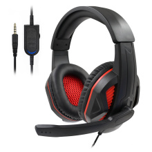 Game-Headset mit Mikrofon für PS4 PS5