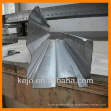 Moldura de porta personalizada de aço moldada