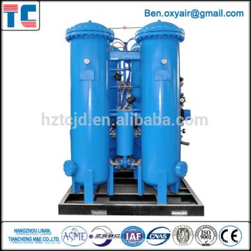 Psa Oxygen Generator (distribuidor necesario)