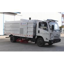 JMC 7CBM Vacuum Road Sweeper Truck
