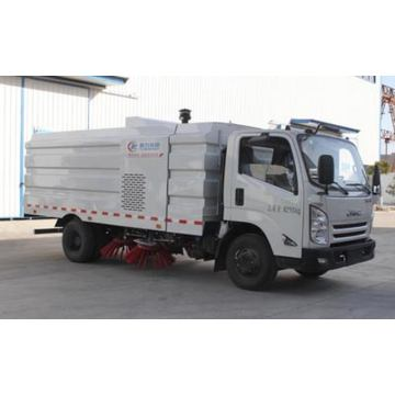 JMC 7CBM Vacuum Road Sweeper شاحنة