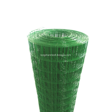 Pvc bersalut Welded Wire Netting