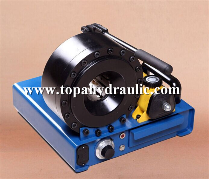 hydraulic crimper machine for hose