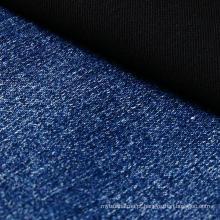 Tecido de spandex de poliéster de viscose para Jeans Denim