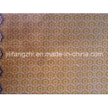 Imitation Cotton Printed Wax Fabric