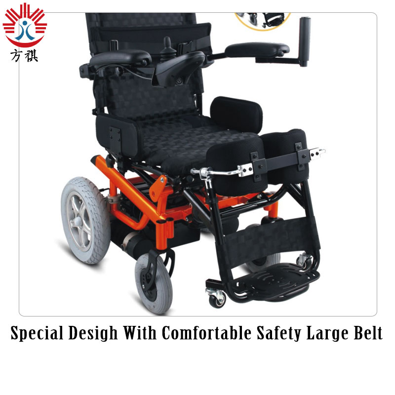 Standing Electric Wheelchair Belt