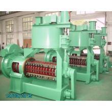 Storpressad maskin för vegetabilisk olja