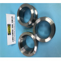 Hard turning machining of mechanical seal ring sleeve