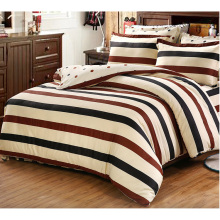 Conjunto de ropa de cama colorida, juego de cama de tamaño completo 4PCS F1742