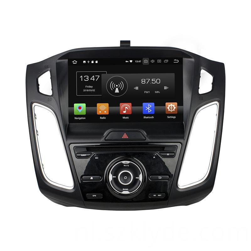 Focus 2015 Audio Headunit