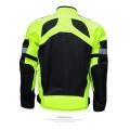 Veste de moto réfléchissante imperméable de protection Personnaliser Motogp Racing Suit Vêtement de moto en cuir Racing Pant