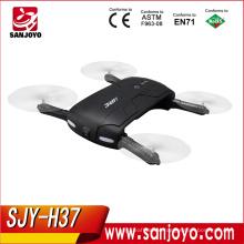 Original JJRC H37 ELFIE 6-axis Gyro WIFI FPV Quadcopter Mini Drone With 0.3mp Wifi HD Camera fold aircraft PK Dobby SJY-H37
