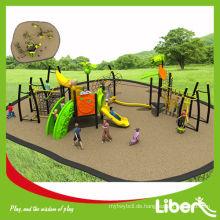 China Wenzhou Kinder Spielplatz Ausrüstung für Outdoor-Spiele Beliebteste