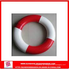 Anel vermelho e branco da vida (R-03)