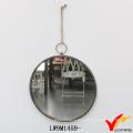 Малый декорирующий металл в обрамлении французского винтажного зеркала