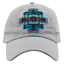 Fashion Cotton Till Embroidery Sport Golf Baseball Cap (TMB0911)