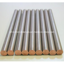 Polished Molybdenum Bars for Sapphire Crystal Growing