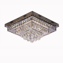 led ceiling light fitting chandelier crystal lighting