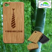 Natural Artware Bamboo Case for iPhone & Samsung (PRE-WS4)