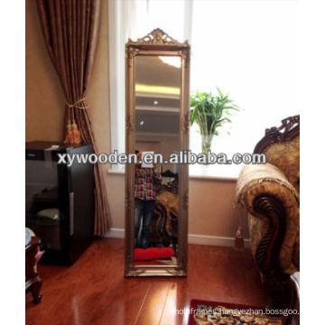 full length wooden mirror frame