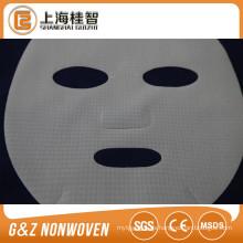 paño para la máscara de seda máscara de soporte impermeable